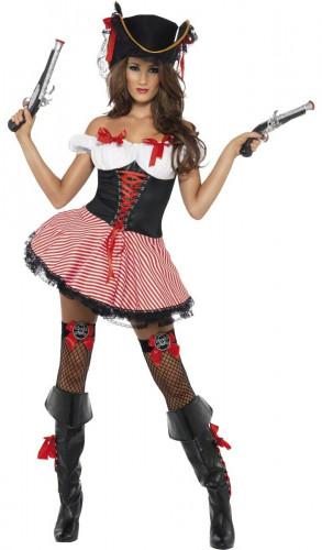 Costume pirata sexy