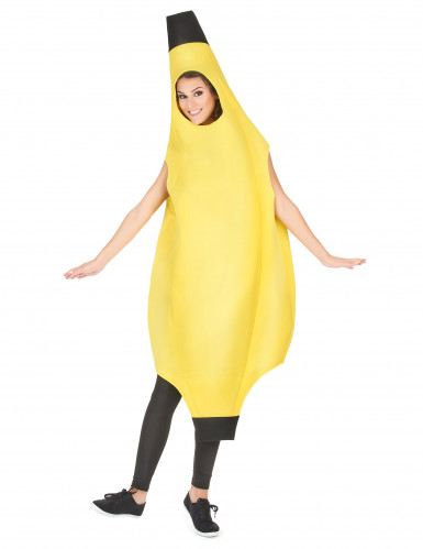 Costume a tunica da banana per adulto-2