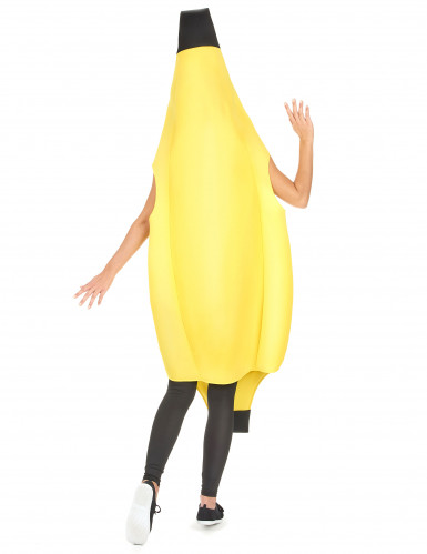 Costume a tunica da banana per adulto-3