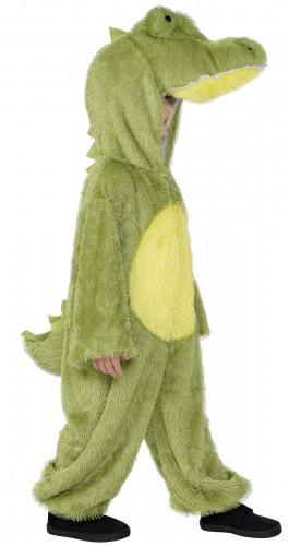 Costume coccodrillo feroce bambino