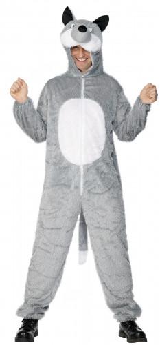 Costume lupo uomo