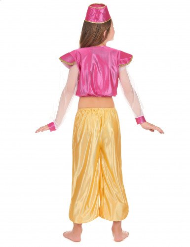 Costume ballerina orientale deluxe bambina-1