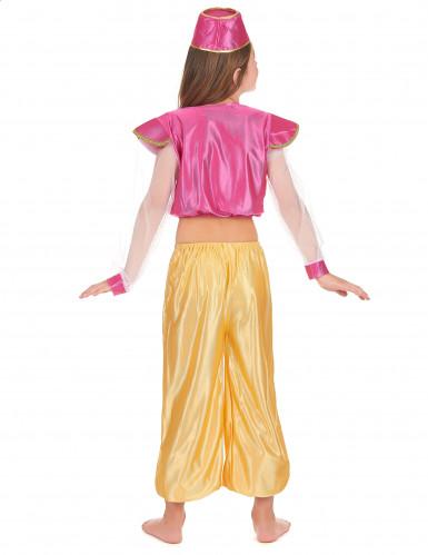 Costume ballerina orientale deluxe bambina-2