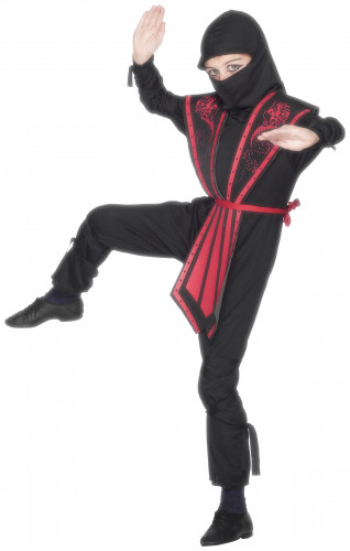 Costume da ninja letale per bambino