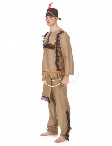 Costume indiano con frange per uomo-1