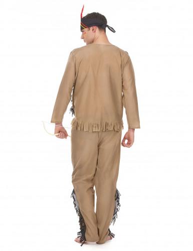 Costume indiano con frange per uomo-2