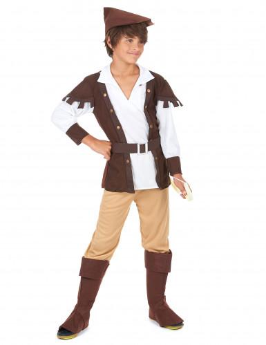 Costume bambino dell'isola che non c'è