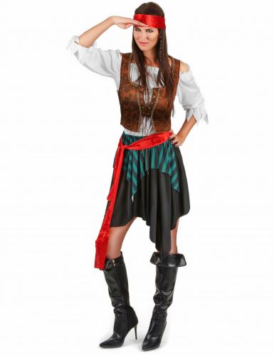 Costume da pirata per donna-1