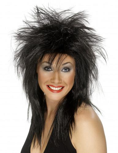 Parrucca rock donna
