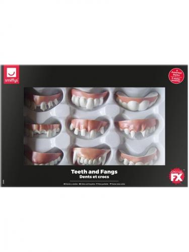 Dentiere Halloween