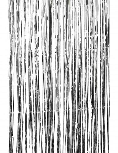 Tenda scintillante Argento-2