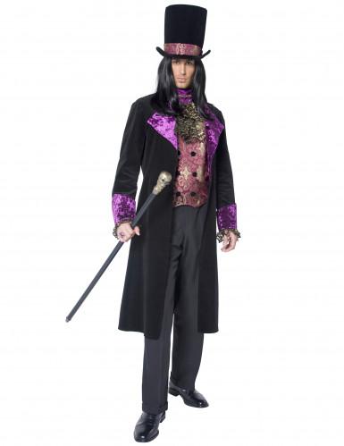 Costume conte uomo Halloween
