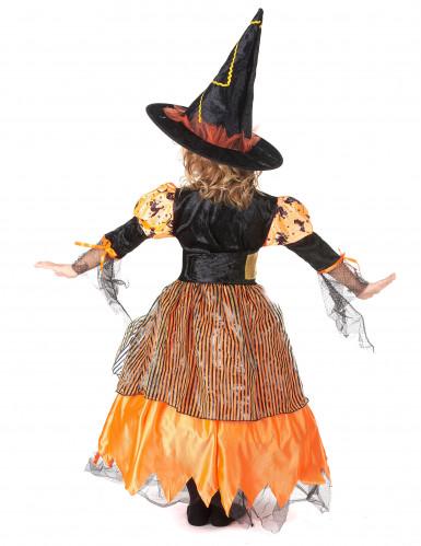 Costume strega per bambina Halloween-2