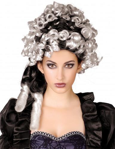 Parrucca da contessa donna Halloween