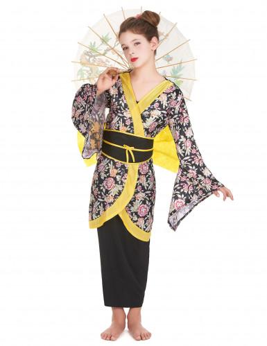 Costume da giapponesina per bambina