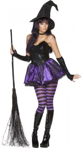 Costume strega sexy donna Halloween