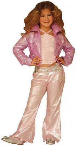 Costume pop star bambina
