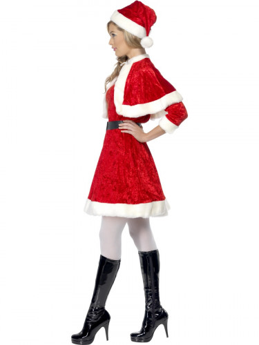 Costume Mamma Natale sexy donna-2