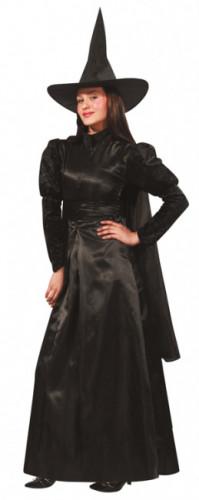 Costume strega lusso donna Halloween
