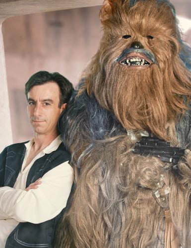 Costume da collezione Chewbecca™ adulto Star Wars™-1