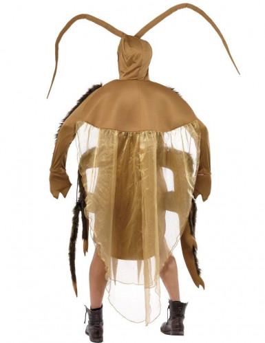 Costume scarafaggio disgustoso adulto-1