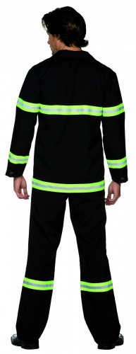 Costume sexy da pompiere uomo-2