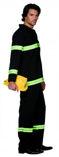 Costume sexy da pompiere uomo-1