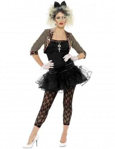 Costume anni 80 per donna con fiocco