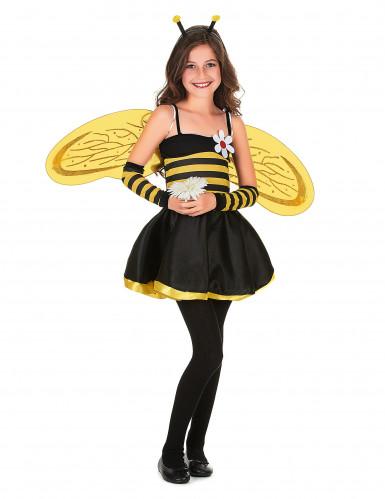 Costume abitino da ape per bambina