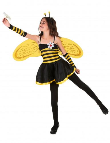 Costume abitino da ape per bambina-1