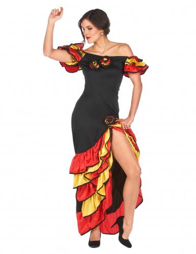 Costume ballerina flamenco donna-2