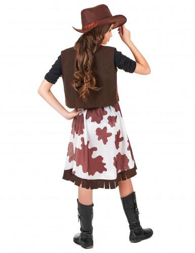 Costume cowgirl ragazza-2