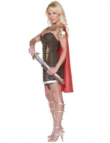 Costume sexy da gladiatore donna-1