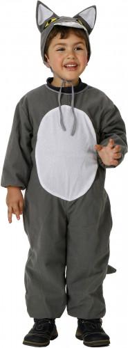 Costume lupo bambino