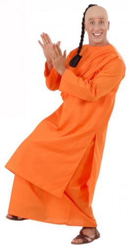 Costume da monaco buddista per uomo