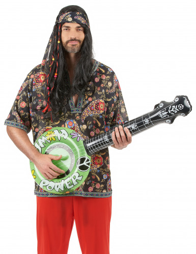 Banjo gonfiabile hippie-3