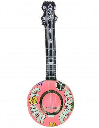 Banjo gonfiabile hippie-2