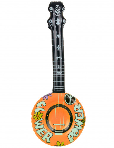 Banjo gonfiabile hippie-1
