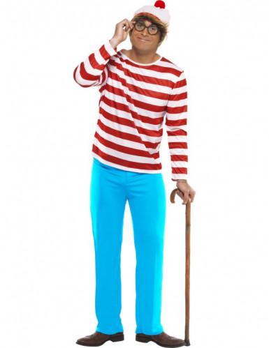 Costume Dov'é Wally™? uomo