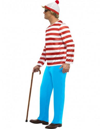 Costume Dov'é Wally™? uomo-1