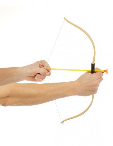 Arco con 3 frecce per bambini-1