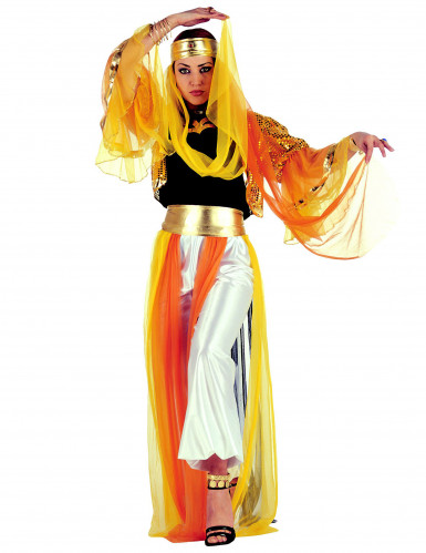 Costume da danzatrice orientale da donna