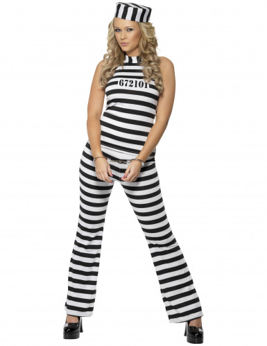 Costume carcerata donna