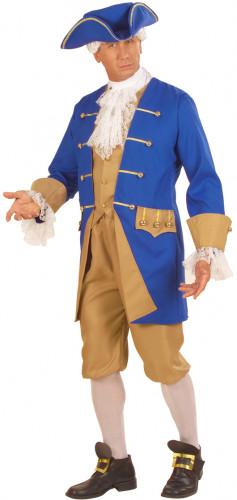 Costume da colono inglese per uomo