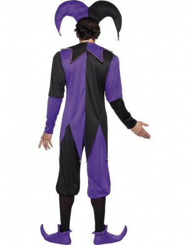 Costume buffone medievale uomo-2