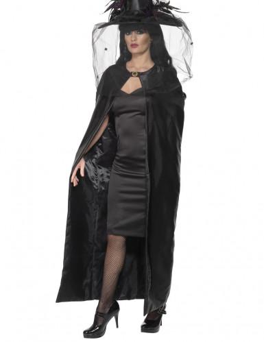 Mantello strega di lusso Halloween
