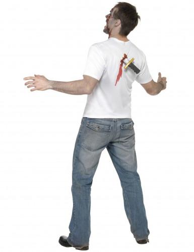 Costume persona pugnalata adulto-1