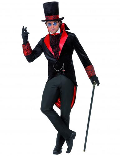 Costume Dracula uomo Halloween