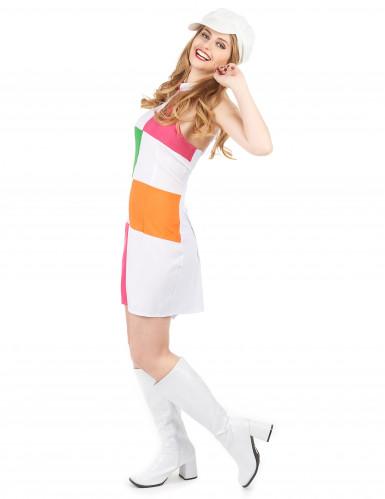 Costume donna disco-1