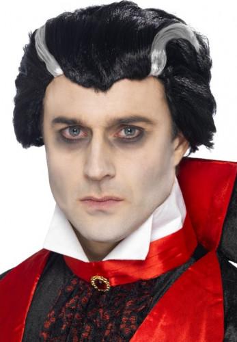 Parrucca da vampiro uomo Halloween